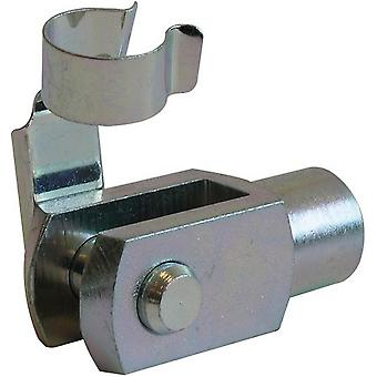 SMC Double Knuckle Joint Gkm6-12 12 Mm, 16 Mm