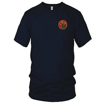ARVN Zuid-Vietnamese 11e luchtmacht - militaire insignes eenheid Vietnamoorlog geborduurde Patch - Kids T Shirt