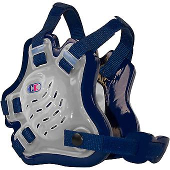 Cliff Keen F5 Tornado Wrestling Headgear - Translucent/Navy/Navy