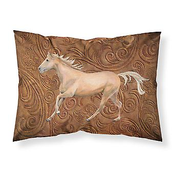 Horse Moisture wicking Fabric standard pillowcase
