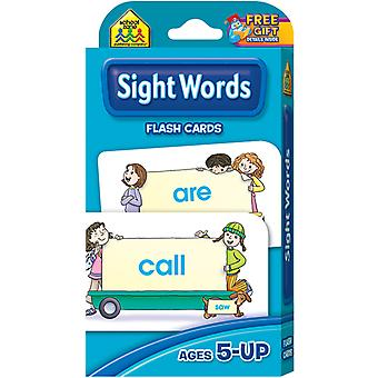 Flash Cards Beginning Sight Words 110 Pkg Szflc 4002