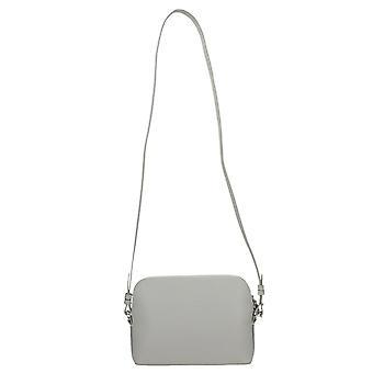 Ladies Clarks Shoulder Bag Millwood Art - Black Synthetic - One Size