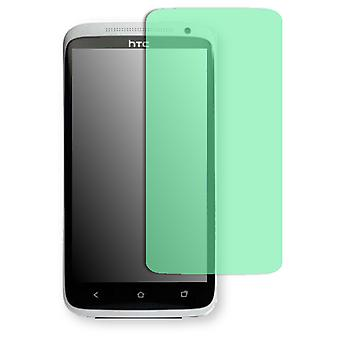 HTC X325E screen protector - Golebo view protector protector (deliberately smaller than the display, as this is arched)