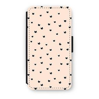 iPhone X Flip Case - små kattene