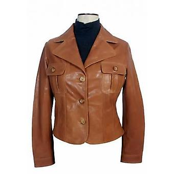 Nappa Womens Leather Jacket