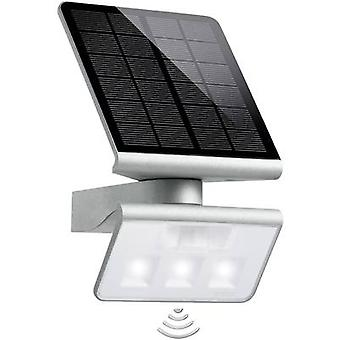 Solar spotlight (+ motion detector) 1.2 W Neutral white Steinel