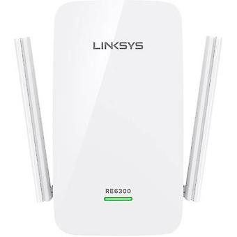 Linksys RE6300 WiFi repeater 750 Mbit/s 2.4 GHz, 5 GHz