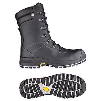Sparta High Leg Safety Boot Solid Gear -SG74001