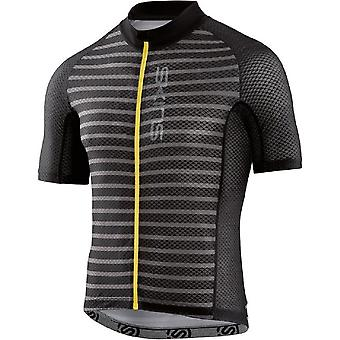 Pieles para hombres ciclo Lovecat Full Zip SS Jersey