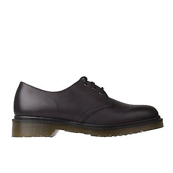 Dr Martens Charcoal Antique Temperley 21153005 universal all year women shoes