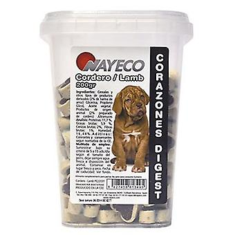 Nayeco Snack Hearts Lamb Digest (Dogs , Treats , Biscuits)