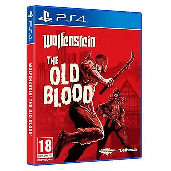 Koch Media Wolfenstein The Old Blood Ps4