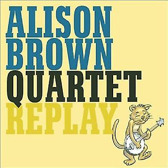 Alison Brown - Replay [CD] USA import