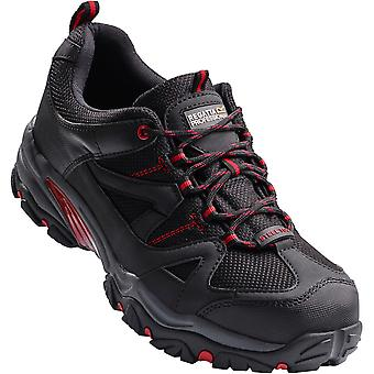 Regatta Professional Mens Riverbeck Steel Toe Safety Trainers Shoes