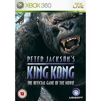 Peter Jacksons King Kong det officiella spelet till filmen (Xbox 360)