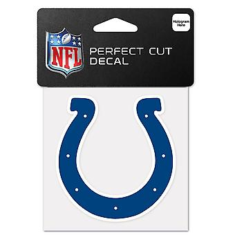 Wincraft decal 10x10cm - NFL Indianapolis Colts