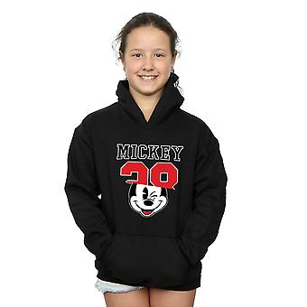 Disney Girls Mickey Mouse Split 28 Hoodie