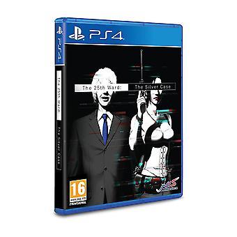 Den 25: e Ward Silver Case PS4 spelet