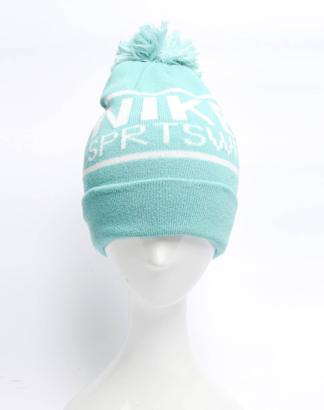 Nike Sportswear Retro Knit Bobble Hat DRI-FIT 445098-461
