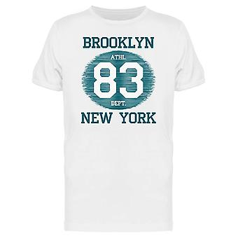 Brooklyn Athl Dept New York Tee Men's -Image by Shutterstock