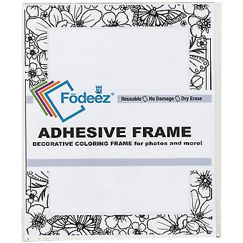 Colorable Adhesive Display Frame 8.5