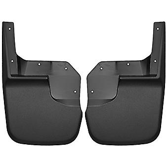 Husky Liners Front Mud Guards Fits 07-18 Wrangler w/ Standard Bumper