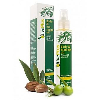 Body massage oil 125ml.