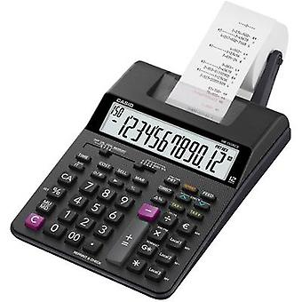 Calculator with built-in printer Casio HR-150 RCE Black Display