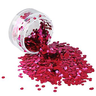 PaintGlow Biodegradable Cosmetic Glitter Wild Orchid