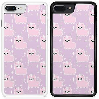 Lamas Custom Designed Printed Phone Case For Apple iPhone 6 Plus LW01P / Black