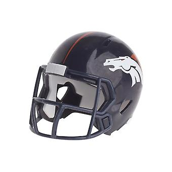 Riddell Speed Pocket Football Helm - NFL Denver Broncos