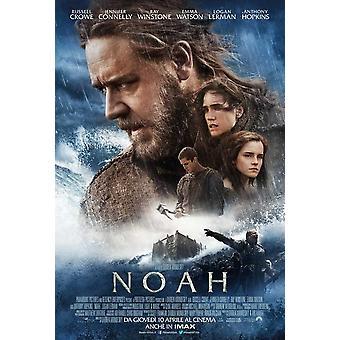 Cartel de la película de Noah (11 x 17)