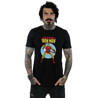 Marvel Universe Men's The Invincible Iron Man T-Shirt