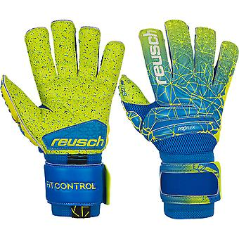 Reusch Fit Control Deluxe G3 Fusion Evolution Goalkeeper Gloves Size