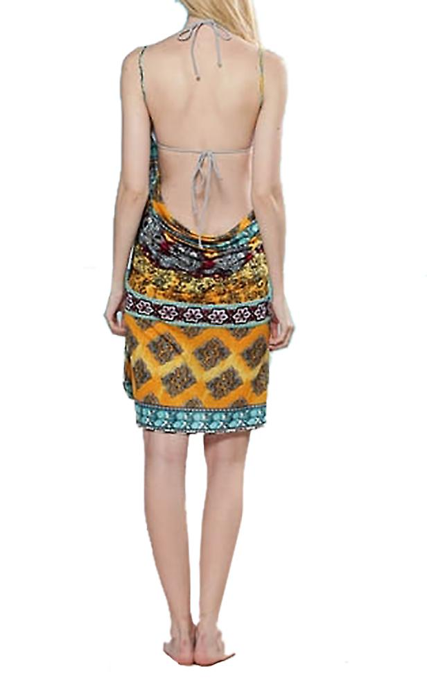 Waooh - Dress Halter pareo Tyme