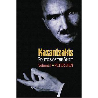 كازانتزاكيس-السياس ي روح ببيتر بيين-كتاب 9780691128801
