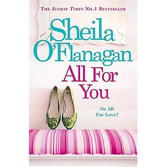 All For You by Sheila O'Flanagan - 9780755343874 Book