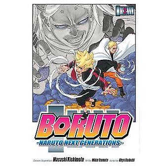 Boruto - Vol. 2 - Naruto næste generationer af Masashi Kishimoto - 97814