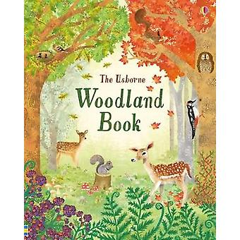 The Woodland Book by Emily Bone - 9781474936545 Book
