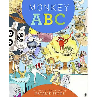Monkey ABC by Natalie Stone - 9781922175298 Book