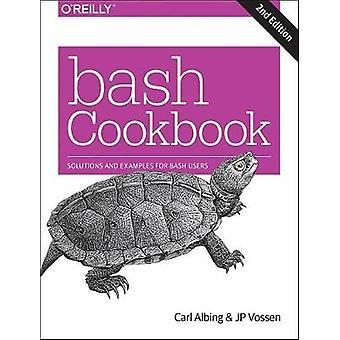 Bash Cookbook 2e von Carl Albing - 9781491975336 Buch