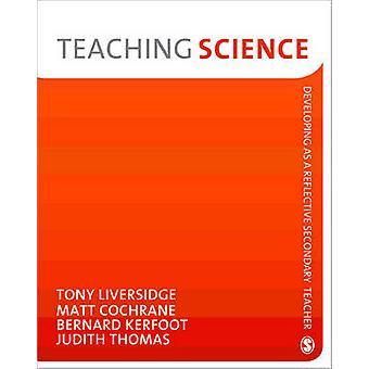 Enseñanza de la Ciencia por Tony Liversidge