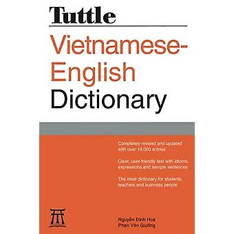 Tuttle English-Vietnamese Dictionary (2nd) by Nguyen Dinh Hoa - Phan