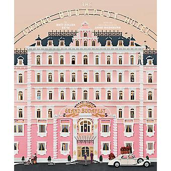 Wes Anderson kollektion - The Grand Budapest Hotel by Matt Zoller