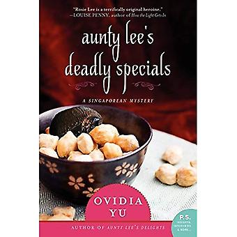 Aunty Lee's Deadly Specials: A Singaporean Mystery (The Aunty Lee Series)