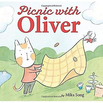 Piquenique com Oliver