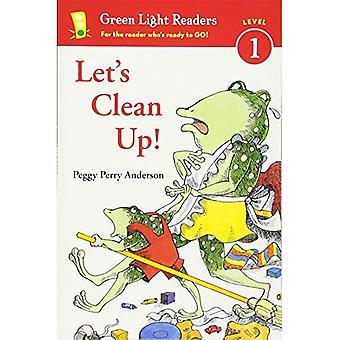 Let's Clean Up! (Green Light Reader - Level 1