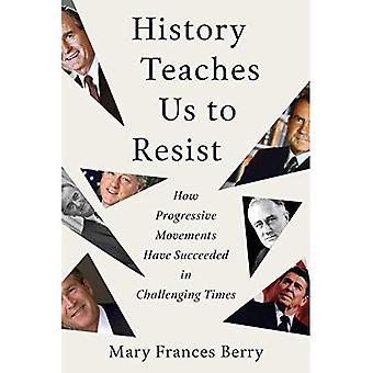 Historien lär oss att motstå