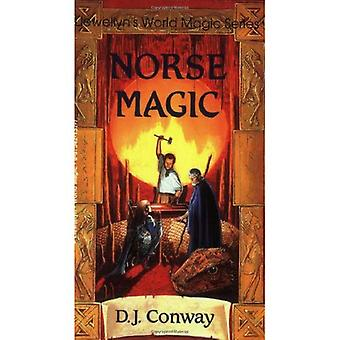 Nordisk magi (Llewellyn's World Religion & Magick)