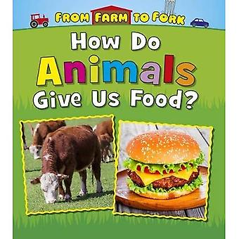 From Farm to Fork: Where Does My Food Come From? Pack A of 4 (Read and Learn: From Farm to Fork: Where Does My Food Come From?)